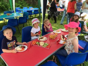 Children's Church BBQ