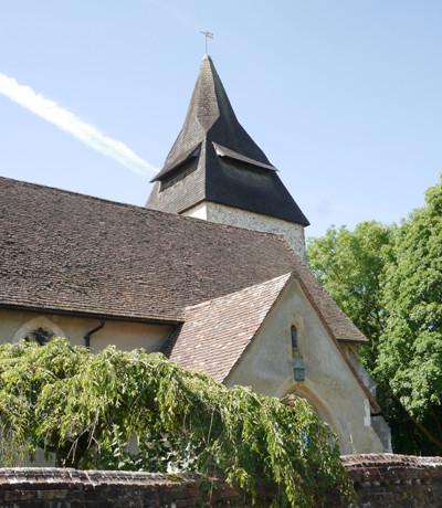church-spire